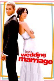 Love, Wedding, Marriage 2011