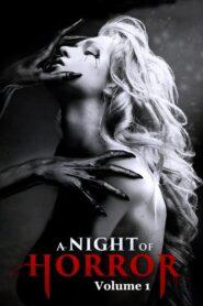 A Night of Horror Volume 1 2015