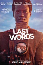 Last Words 2020