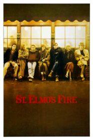 Ognie św. Elma 1985