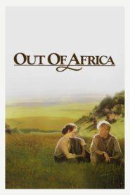 Pożegnanie z Afryką 1985