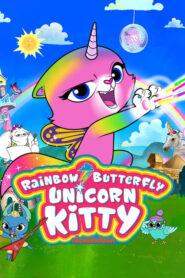 Rainbow Butterfly Unicorn Kitty 2019