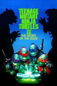 Wojownicze żółwie ninja II: Tajemnica szlamu 1991
