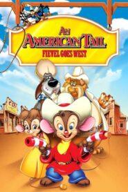 Amerykańska opowieść. Feiwel rusza na Zachód 1991