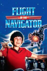 Ucieczka nawigatora 1986