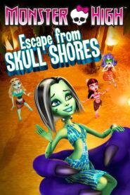 Monster High: Ucieczka ze Skalnej Czaszki 2012