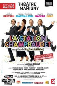La station Champbaudet 2013