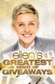 Ellen's Greatest Night of Giveaways 2019