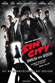 Sin City 2: Damulka Warta Grzechu 2014