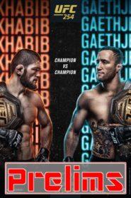 UFC 254: Khabib vs. Gaethje – Prelims 2020