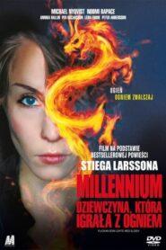 Millennium: Dziewczyna, która igrała z ogniem 2009
