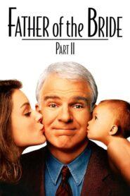 Ojciec Panny Młodej II 1995