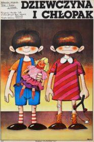 Dziewczyna i chłopak 1980