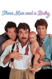 Trzech mężczyzn i dziecko 1987