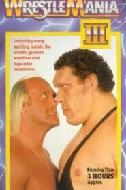 WWE WrestleMania III 1987