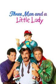Trzech mężczyzn i mała dama 1990