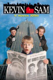 Kevin sam w Nowym Jorku 1992