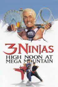 Małolaty Ninja w lunaparku 1998