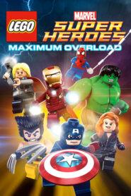 LEGO Bohaterowie Marvela: Doładowani na maksa 2013