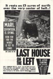 Ostatni dom po lewej 1972