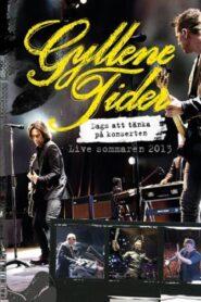 Gyllene Tider Dags att tänka på konserten 2014
